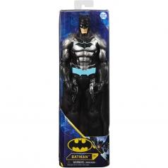dc comics - bat-tech batman - personaggio snodabile 30cm