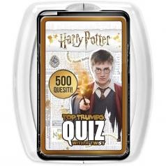top trumps quiz - harry potter