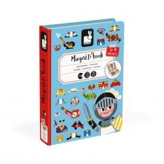 libro magnetico costumi ragazzo