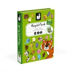 libro magnetico animali