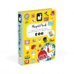 libro magnetico momenti della giornata