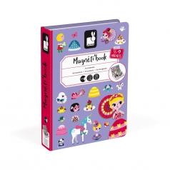 libro magnetico principesse