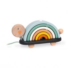 sweet cocoon - tartaruga arcobaleno da impilare