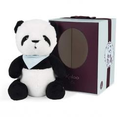 peluche panda bambu 25 cm