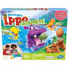 mangia ippo catapulte - hungry hungry hippos launcher