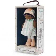 tendresses - la mia prima bambola di tessuto - manon k 25cm