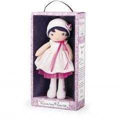 tendresse - la mia prima bambola di tessuto - perle k 32cm