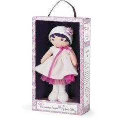 tendresse - la mia prima bambola di tessuto perle k - 25cm