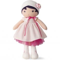 tendresse - la mia prima bambola di tessuto - perle k 40cm