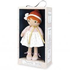 tendresse - la mia prima bambola di tessuto - valentine k 25cm