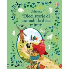 dieci storie di animali da dieci minuti. storie da dieci minuti. ediz. a colori