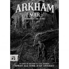 arkham noir - caso 2: richiamato dal tuono