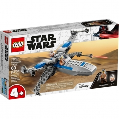 75297 - resistance x-wing