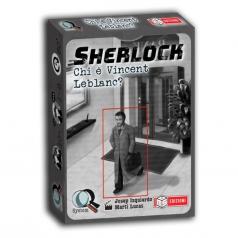 sherlock - chi e vincent leblanc?