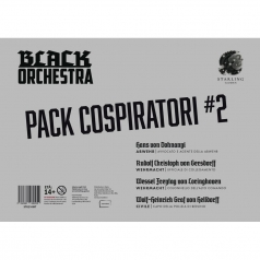 black orchestra - pack cospiratori 2