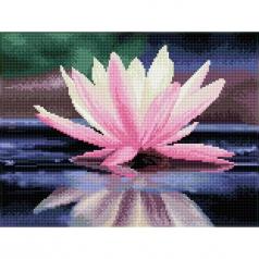 reflections - diamond dotz squares dq8.008 41x31cm