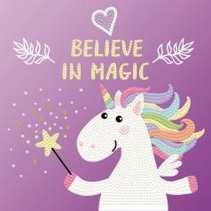 believe in magic - dotz box 15x15cm dbx.012