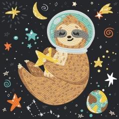 sloth universe - dotz box 15x15cm dbx.018