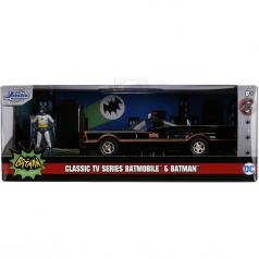 batman 1966 classic batmobile - 1:32 die-cast