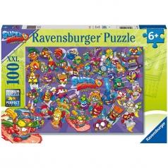 super zings - puzzle 100 pezzi xxl