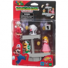 super mario balancing game - castle stage