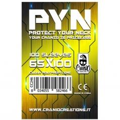 pyn 65x100 - confezione da 100 bustine protettive