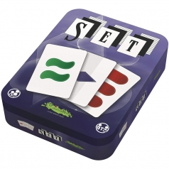 set - the game