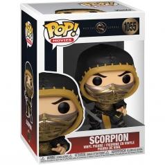 mortal kombat - scorpion - funko pop 1055
