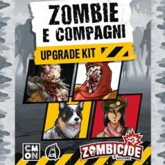 zombicide 2a edizione - zombi e compagni upgrade kit