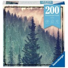 wood - puzzle 200 pezzi - puzzle moments