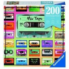 mix tape - puzzle 200 pezzi - puzzle moments