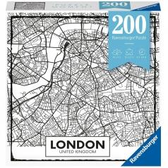 big city life - puzzle 200 pezzi - puzzle moments