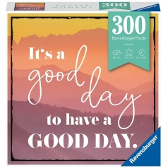 a good day - puzzle 300 pezzi - puzzle moments