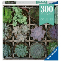 green - puzzle 300 pezzi - puzzle moments
