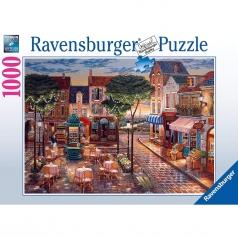 pennellate di parigi - puzzle 1000 pezzi
