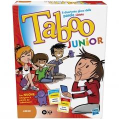 taboo junior reinvention
