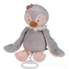 carillon sasha il pinguino di peluche 30cm