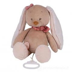 carillon pauline la coniglietta in peluche 30cm