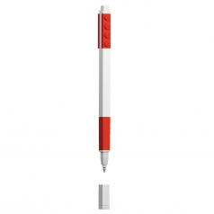 penna gel - colore rosso