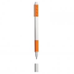penna gel - colore arancione