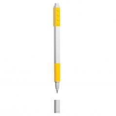 penna gel - colore giallo