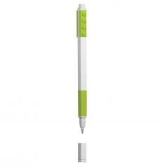 penna gel - colore lime