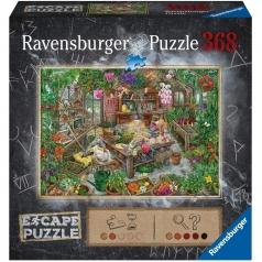 the green house - escape puzzle 368 pezzi