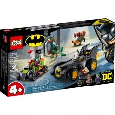 76180 - batman vs. joker: inseguimento con la batmobile