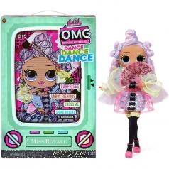 lol surprise omg dance dance dance - miss royale