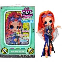lol surprise omg dance dance dance - major lady