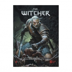 the witcher gdr - manuale base