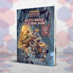warhammer fantasy rpg - notti brave e giorni duri