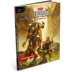 dungeons and dragons 5a ed - eberron