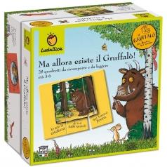 i giochi del gruffalo - baby logic - ma allora esiste il gruffalo!